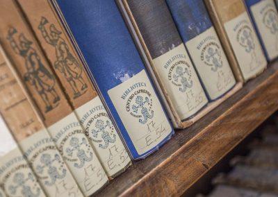 Ex libris della Biblioteca del Centro Caprense Ignazio Cerio