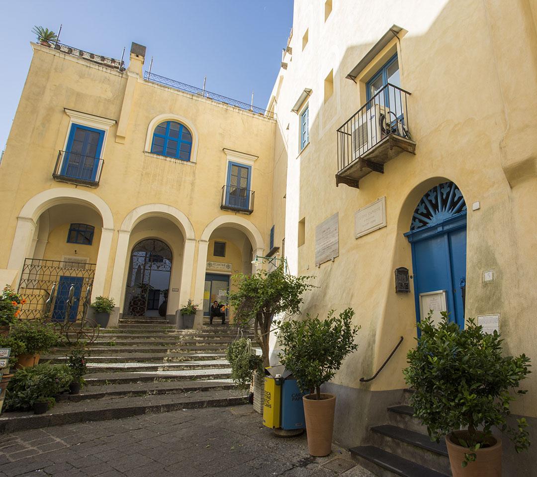 Palazzo Cerio a Capri