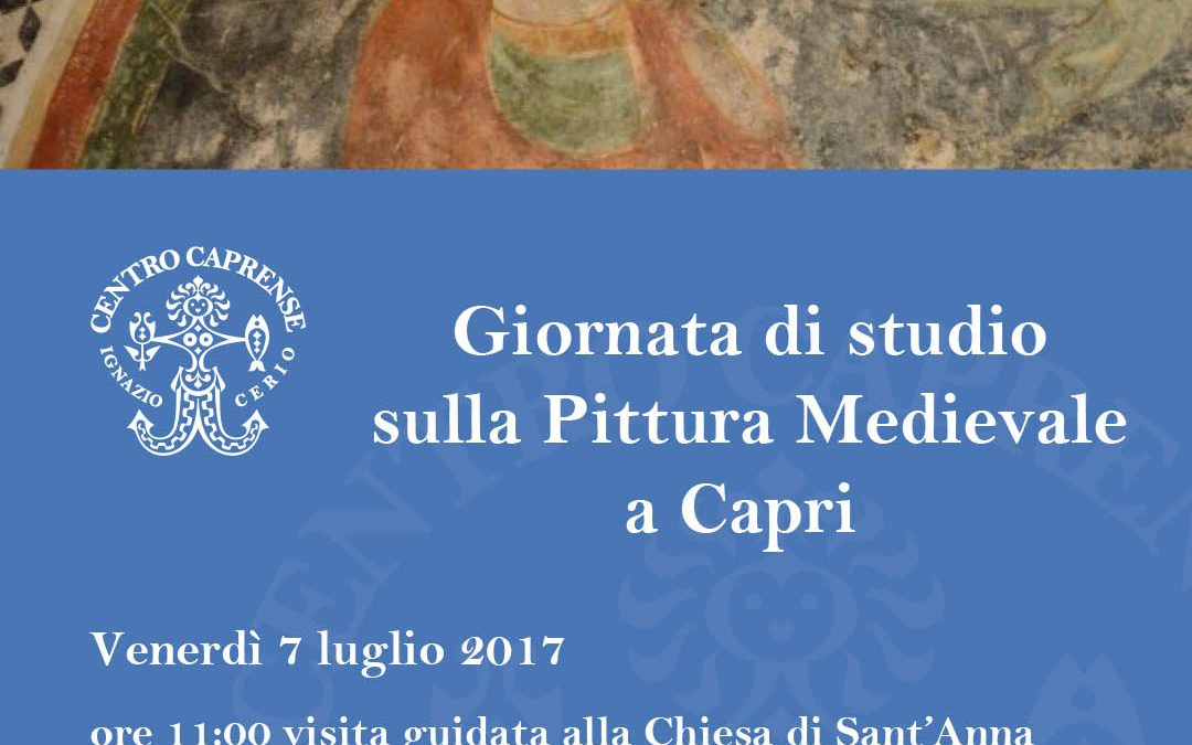 Giornata di studio sulla pittura medievale a Capri