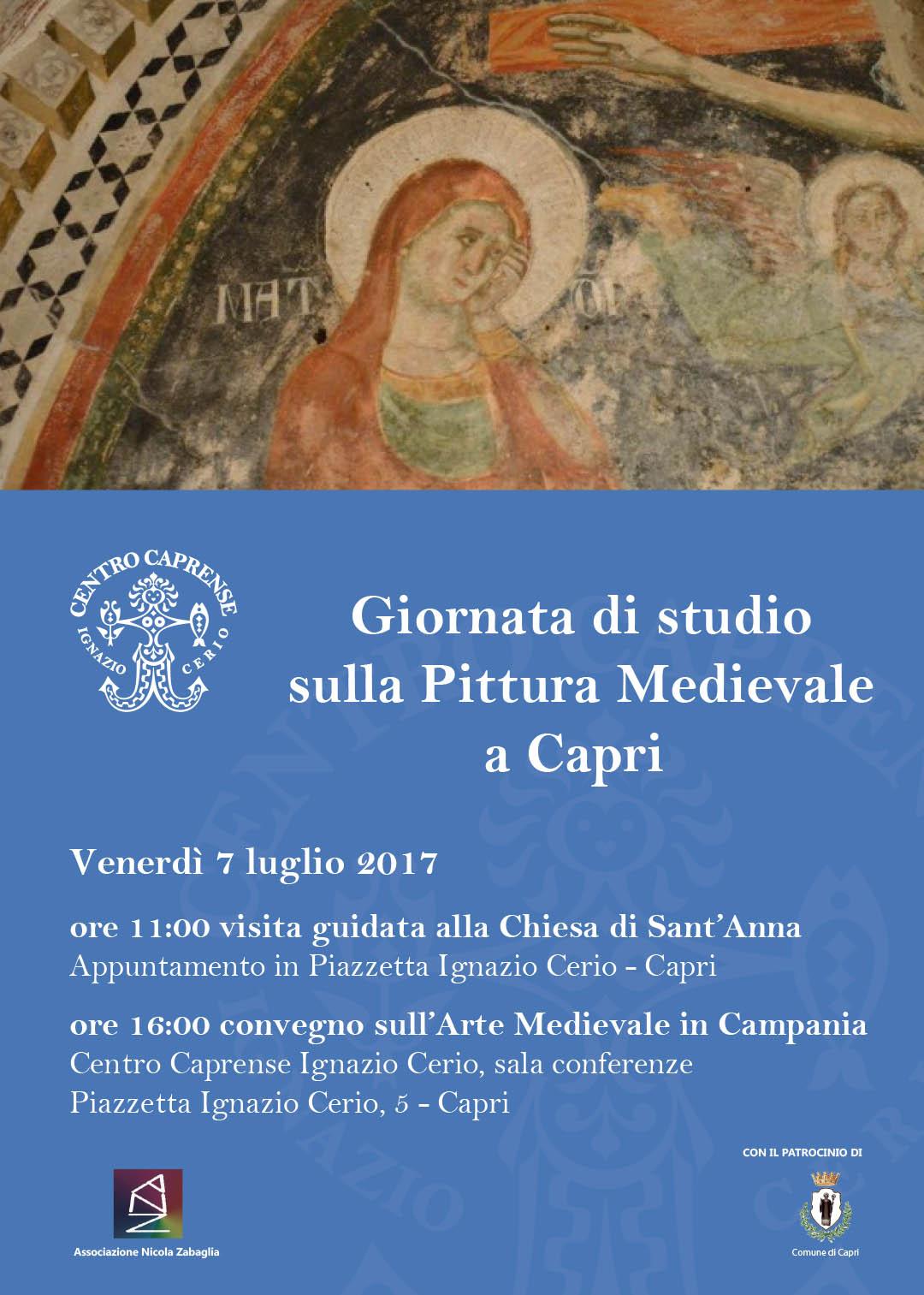 Arte medievale a Capri
