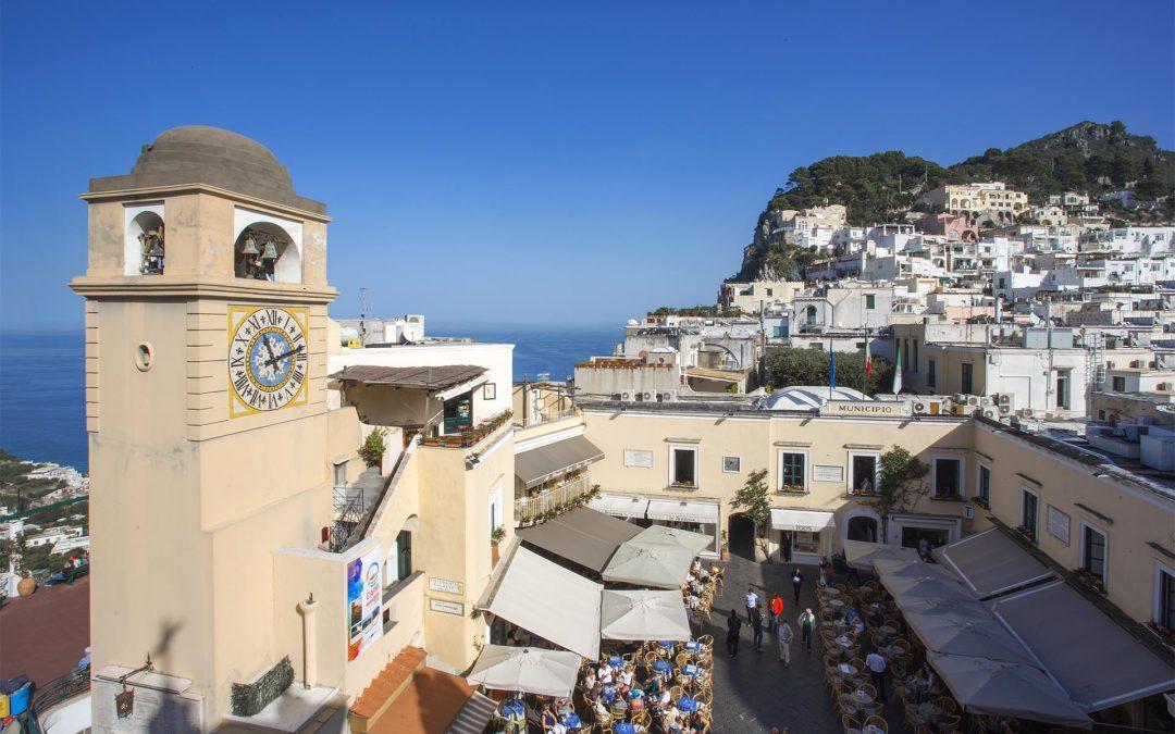 Parlando di Viviani/Bammenella con Capri Serenade