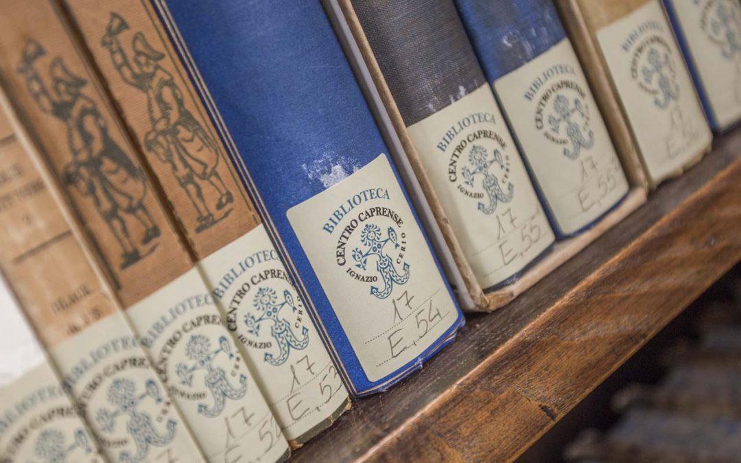 Fondo Laura Lilli e Fondo Beatrice Aprea ora parte della Biblioteca del Centro Caprense