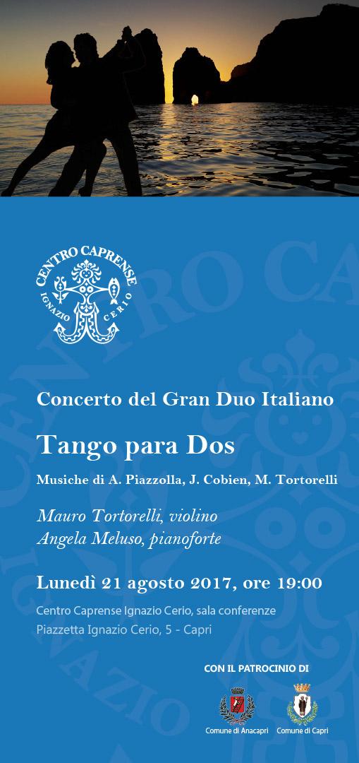 Tango para Dos