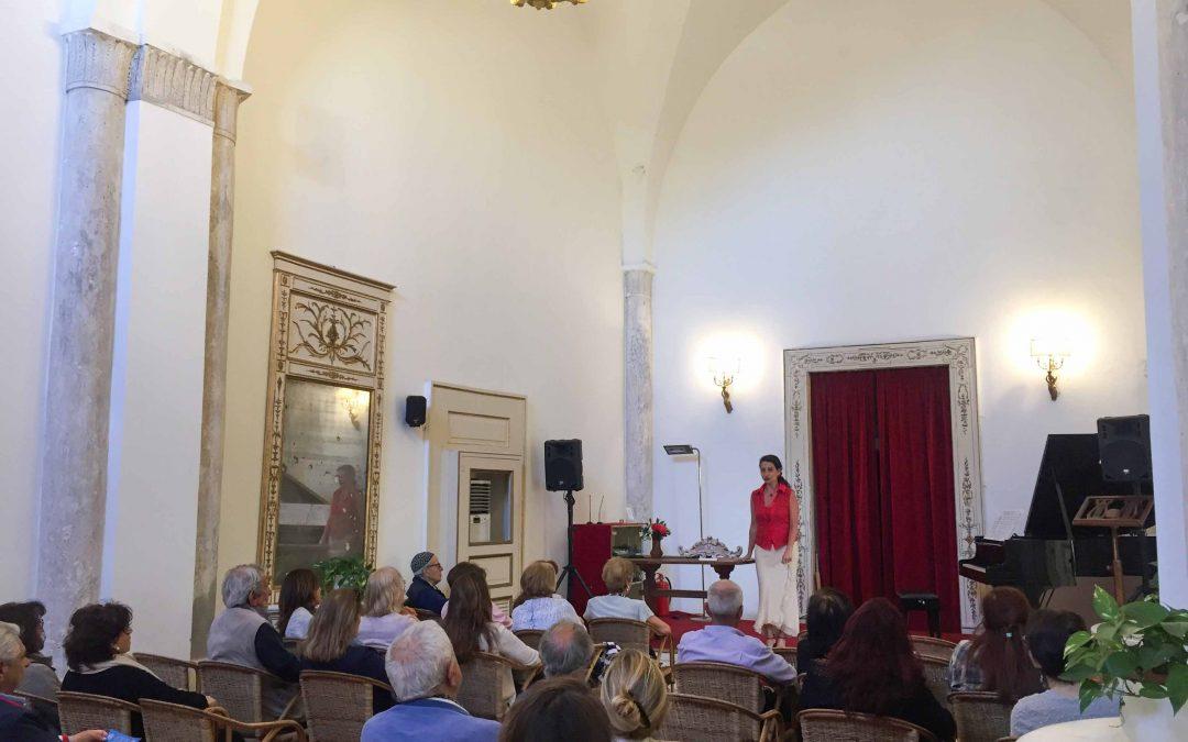 Inaugurata la stagione degli eventi 2018 al Centro Caprense Ignazio Cerio