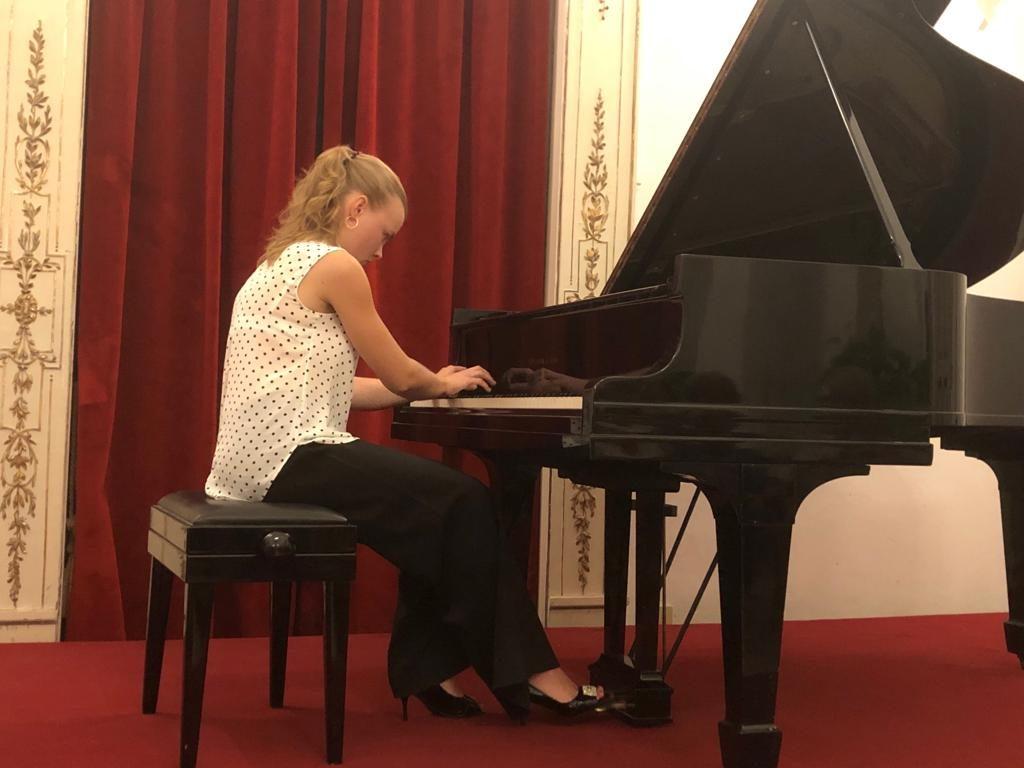 Maria Tsulimova