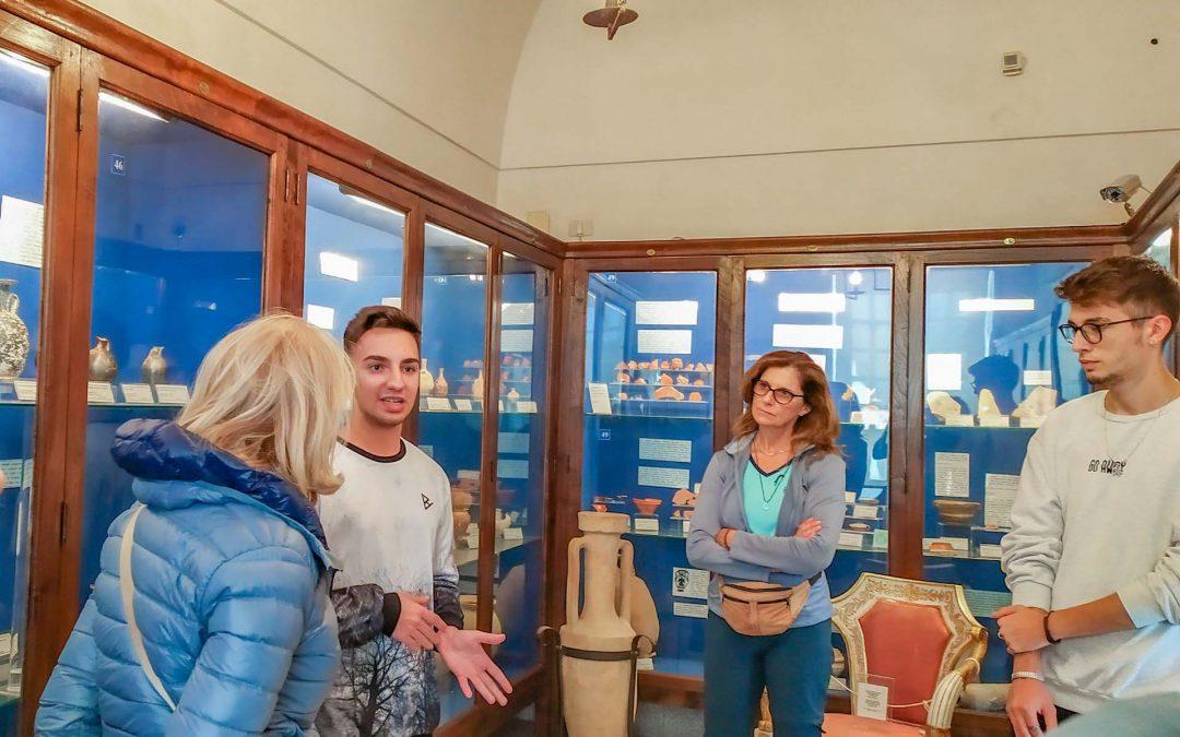 Alternanza scuola – lavoro: da studenti a guide museali