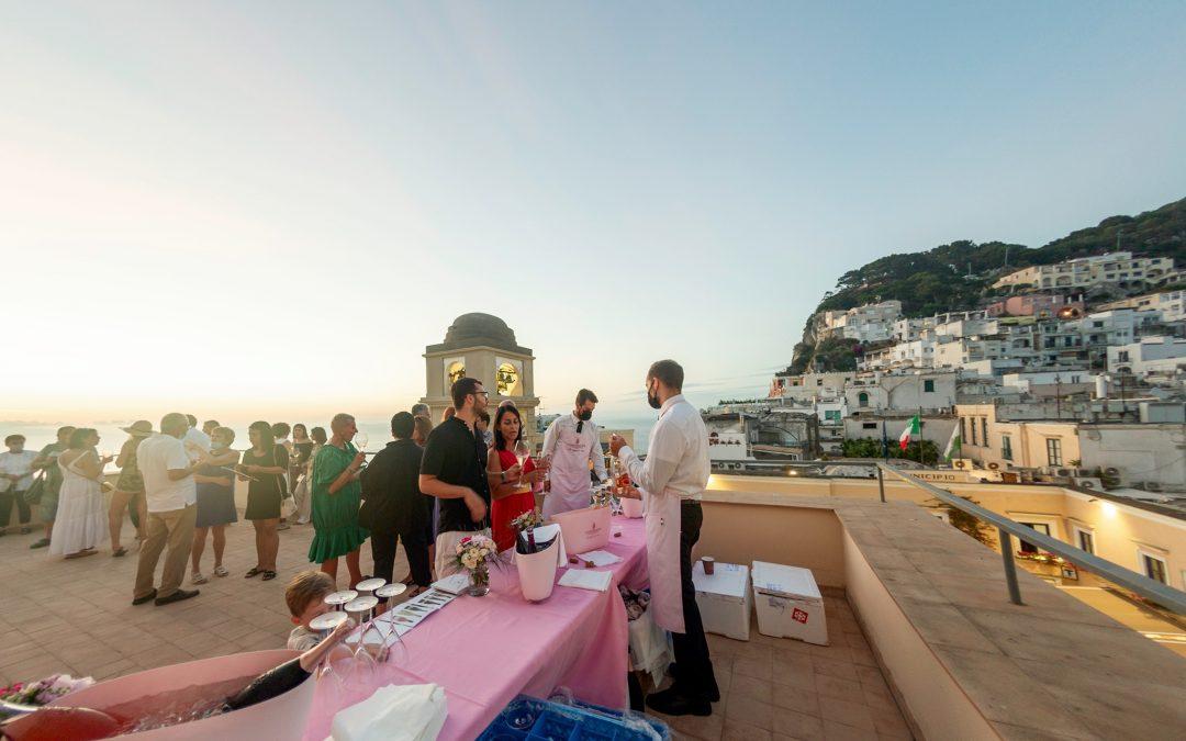 Presentazione della rivista Capri Review n. 41