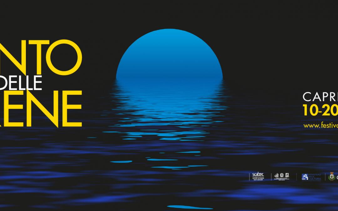 """Al via """"Il canto delle sirene-Festival internazionale di Capri"""" con inaugurazione mostra di Gabriele Giugni"""